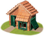 Teifoc Casa cu tigla (TEI4210)