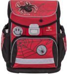Belmil Ergonomic Mini Fit Spiders Red