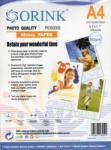 Orink Fotópapír A4 200g 20lap Fényes Orink