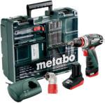 Metabo POWERMAXX BS Quick Pro Set (600157880)