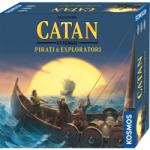 Kosmos Catan - Pirati Exploratori 2-4 jucatori Joc de societate