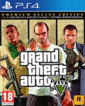 Rockstar Games Grand Theft Auto V [Premium Online Edition] (PS4)