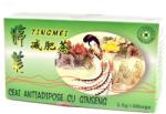 Sanye Intercom Ceai Antiadipos cu Ginseng, 30 plicuri, Sanye Intercom