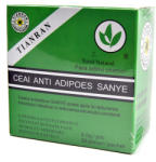 Sanye Intercom Ceai Antiadipos, 30 plicuri, Sanye Intercom
