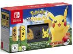 Nintendo Switch Pokémon Edition + Let's Go Pikachu! Конзоли за игри