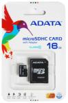 ADATA microSDHC 16GB C10 PLYMSD16GCL10