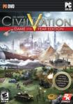 2K Games Sid Meier's Civilization V [Game of the Year Edition] (PC) Játékprogram