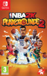 2K Games NBA Playgrounds 2 (Switch) Játékprogram