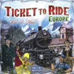 Days of Wonder Ticket to ride - Europa (BG12) Joc de societate