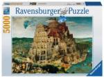 Ravensburger 17423 (5000) - Turnul Babel Puzzle