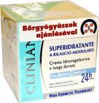 Clinians Vízszabályozó szuperhidratáló arckrém - 50 ml