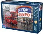 D-Toys 64301NL01 (1000) - Londra Regatele unite Puzzle