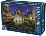 D-Toys 64301NL06 (1000) - Annecy Franta Puzzle
