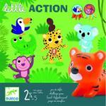 DJECO Little Action (DJ08557) Joc de societate