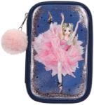 79e742880ec2 TOPModel Töltött tolltartó (14x22x5 cm) sötétkék, balerina, Fantasy Model  (10302)
