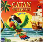 Piatnik Coloniştii din Catan Junior (HU) (794896) Joc de societate