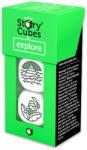 The Creativity Hub Story Cubes - Extensie Explore (34543) Joc de societate