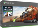Microsoft Xbox One X 1TB + Forza Horizon 4 + Forza Motorsport 7 Конзоли за игри