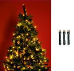 Home Beltéri LED-es fényfüzér 200db, 16m - melegfehér (KII 200/WW)