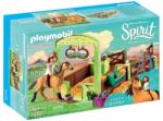 Playmobil Pferdebox - Lucky & Spirit (9478)