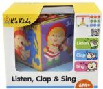 K's Kids Cub muzical - Asculta, bate din palme si canta (10664)