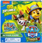 Spin Master Paw Patrol - Jungle Rescue - Tobogane şi scări 3D (HU) (6039202) Joc de societate