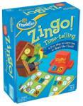 ThinkFun Zingo Time Telling (7705) Joc de societate