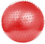 HORNsport Masszázs gimnasztikai labda - 65cm
