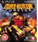 2K Games Duke Nukem Forever (PS3) Játékprogram