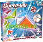 Supermag Trendy 35 Piese (0154) Jucarii de constructii magnetice