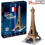 CubicFun CFC044h (35) - Turnul Eiffel - 3D Puzzle