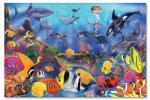 Melissa & Doug MD0427 (28) - Viata subacvatica Puzzle