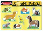 Melissa & Doug MD0730 - Animale de companie Puzzle