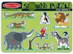 Melissa & Doug MD0727 - Animale de la Zoo Puzzle