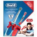 Oral-B Vitality Cross Action - Vitality Kids Star Wars Periuta de dinti electrica