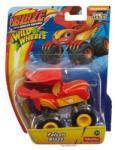Fisher-Price Láng és a szuperverdák - Falcon Blaze kisautó