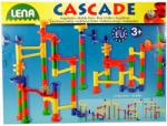 LENA Set circuit cu bile 41 piese (65202)