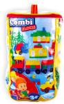 Mochtoys Combi Blocks - 145 cuburi de construcţii din plastic (5787)