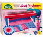 LENA Wool Designer 3 az 1-ben nagy kötő és horgoló kreatív szett (42681)