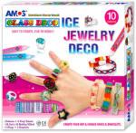 Amos Ice Jewelry Deco - üvegfólia ékszerkészítő készlet (RFEUF145)