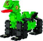 Clics Toys Set 5in1 Clics - Echipa Dino (HOE03313)