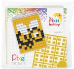 Pixelhobby Pixel Mosaic kulcstartókészítő szett - Méhecske (23014)