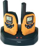 DeTeWe Outdoor 8000 Duo Case Statie radio portabil