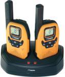 DeTeWe Outdoor 8000 Duo Case Statie radio portabil