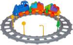 Ucar Toys Magic Blocks - Tren 43 piese (UC72)