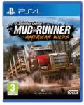 Focus Home Interactive MudRunner a Spintires Game American Wilds (PS4)