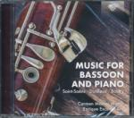 BRILLIANT Music for Bassoon and Piano