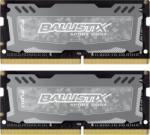 Crucial 4GB (2x2GB) DDR4 2666MHz BLS4G4S26BFSD