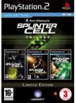 Ubisoft Tom Clancy's Splinter Cell Trilogy (PS2) Játékprogram