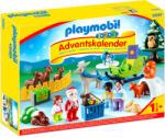 Playmobil Calendar de crăciun - Crăciunul la fermă (9391)